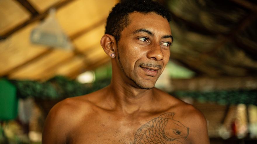 Gilberto Amador fue atacado por los hacendados de la zona.