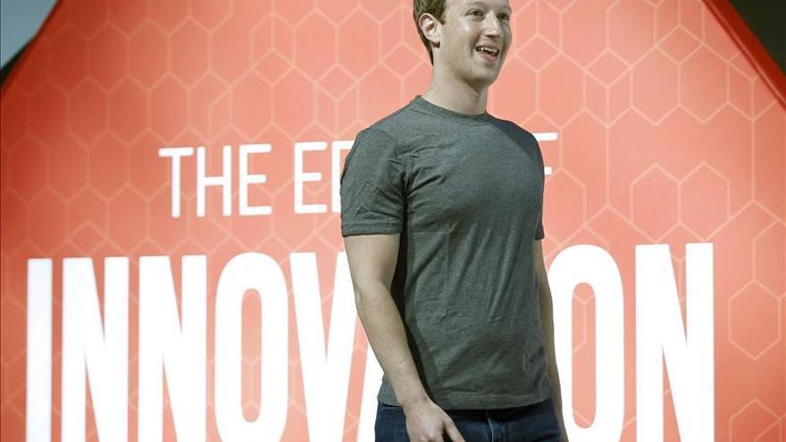 Zuckerberg dice que habrá pronto vídeos inmersivos de 360 grados en Facebook