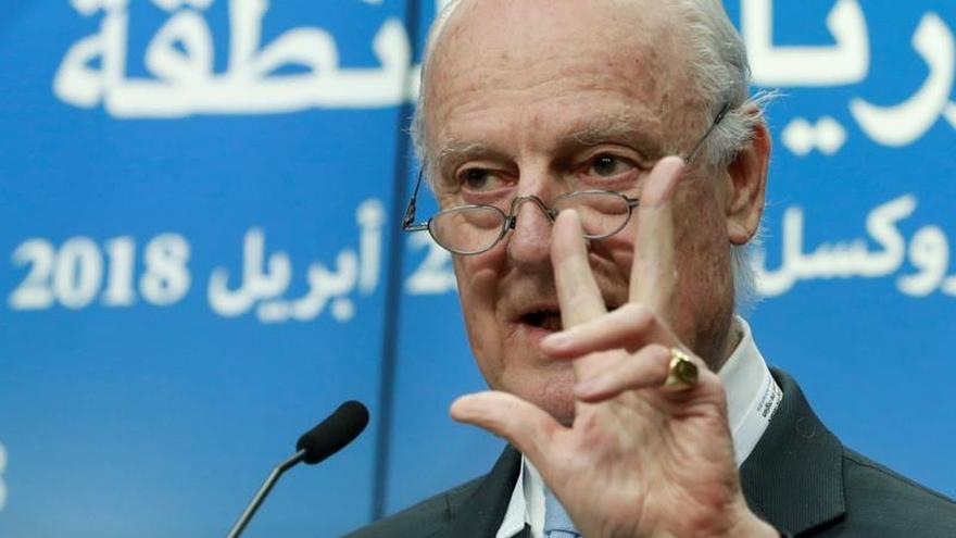 La ONU cree que la guerra siria se acerca a su final, aunque aún hay riesgos