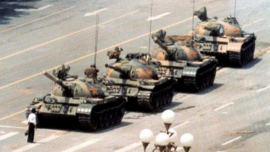 La famosa fotografía que ganó el World Press Photo.