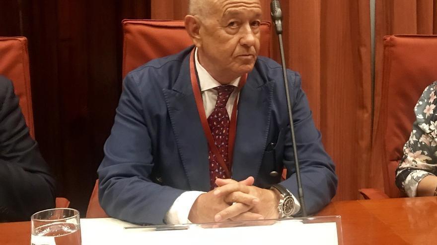 El exjefe de Asuntos Internos Martín Blas niega en el Parlament la existencia de la 'Operación Cataluña'