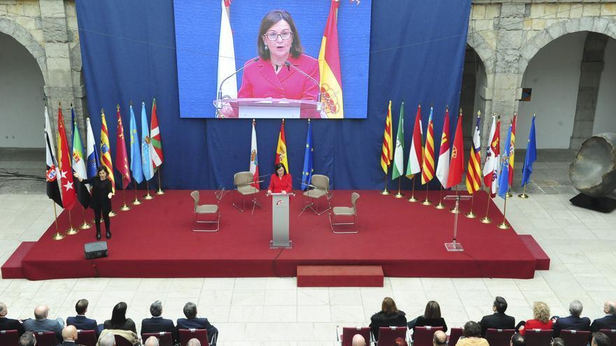 Acto institucional por el 40 aniversario de la Constitución Española en el Parlamento de Cantabria | Se Quintana