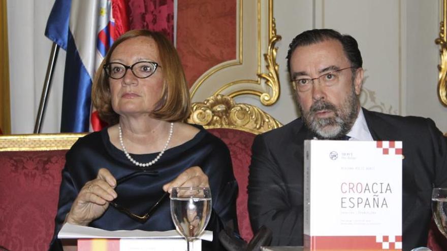 Presentan libro sobre los históricos vínculos entre croatas y españoles
