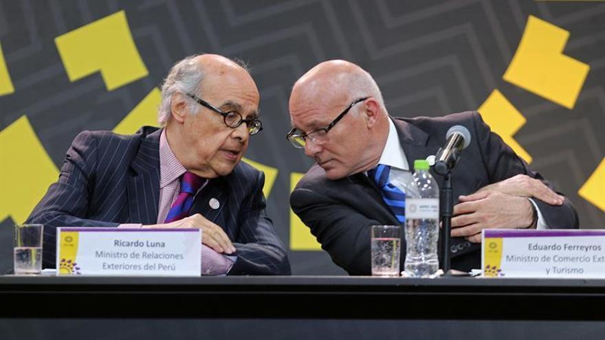 Ministros del APEC culminan un estudio para área de libre comercio de Asia Pacífico