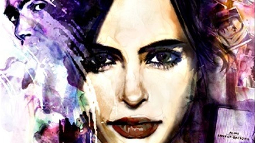 La heroína de Marvel 'Jessica Jones', TT por el tráiler completo