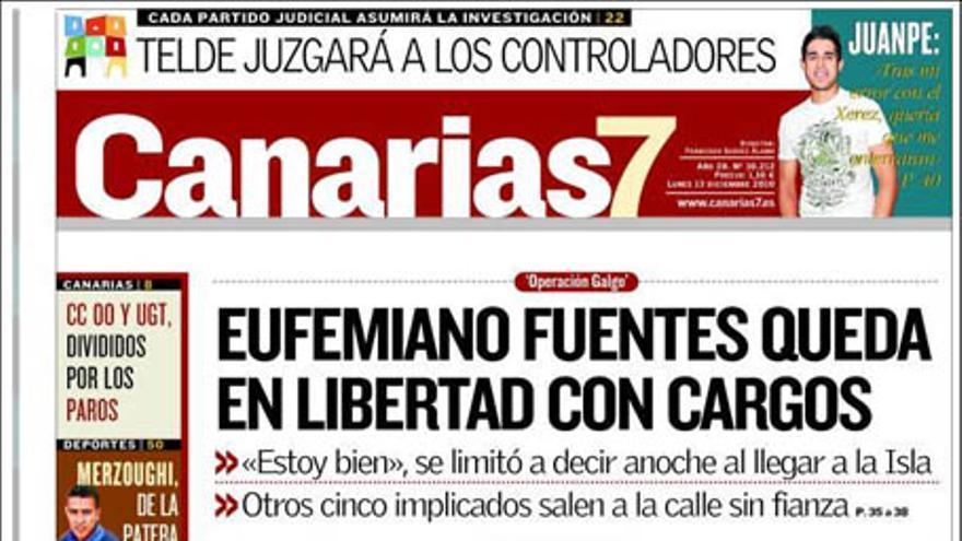 De las portadas del día (13/12/2010) #2