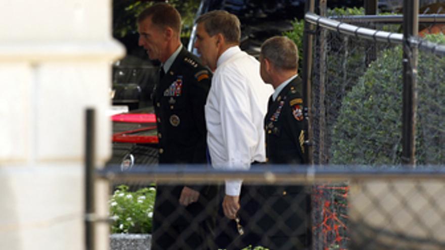 General McCrhrystal