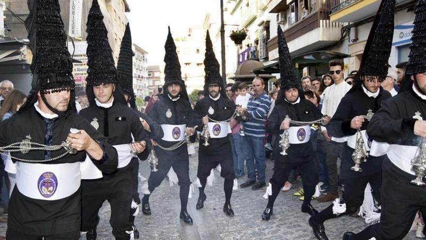 Andalucía alcanzó 842.000 turistas y una ocupación del 90 % en Semana Santa
