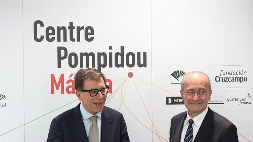 Kandinsky y Delaunay, entre los nombres del Centro Pompidou Málaga para 2017