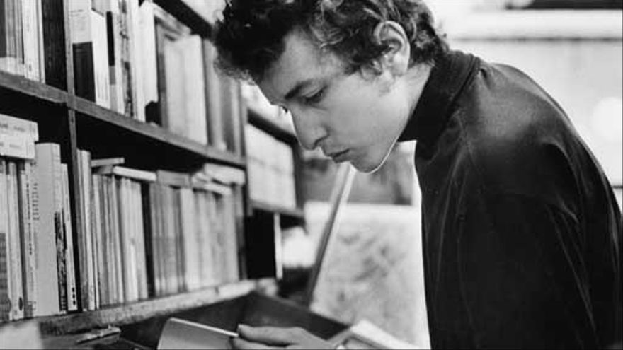 Bob Dylan and books