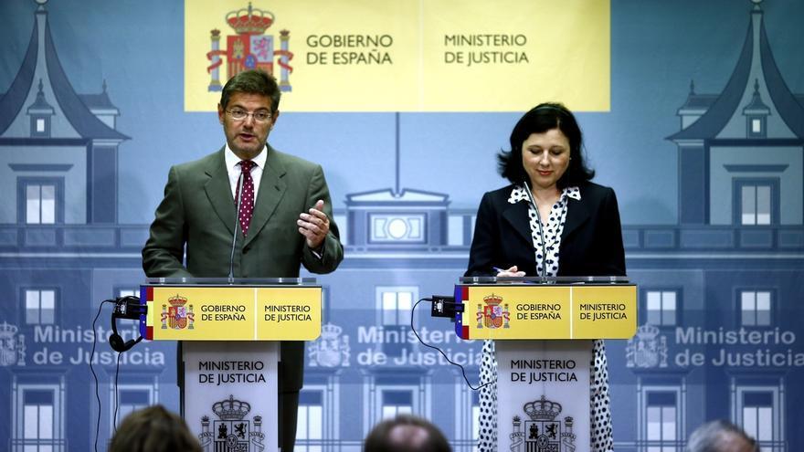 """Bruselas responde a España que no ve """"ninguna necesidad"""" de modificar el sistema de euroórdenes"""