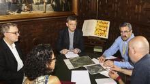 Puig anuncia ayudas para los municipios afectados por los incendios
