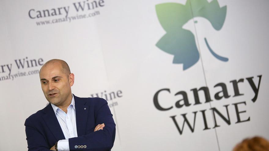 Alfonso López, gerente de la DOP Islas Canarias-Canary Wine y de Avibo