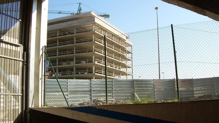 Los costes de la construcción en Euskadi subieron un 0,1% en mayo y la tasa interanual cae un 0,6%