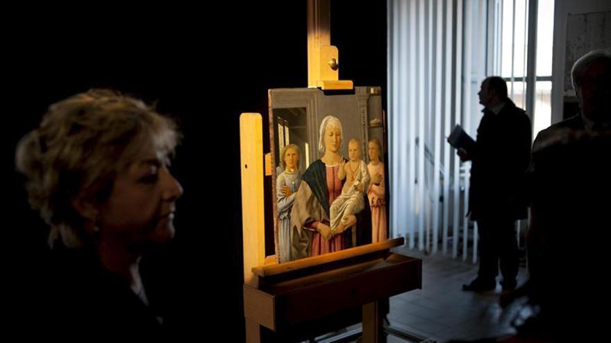 Cuatro obras de Della Francesca muestran en el Met el primer Renacimiento