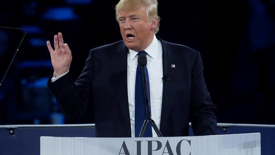 Trump pide cambiar la OTAN para que combata también el terrorismo