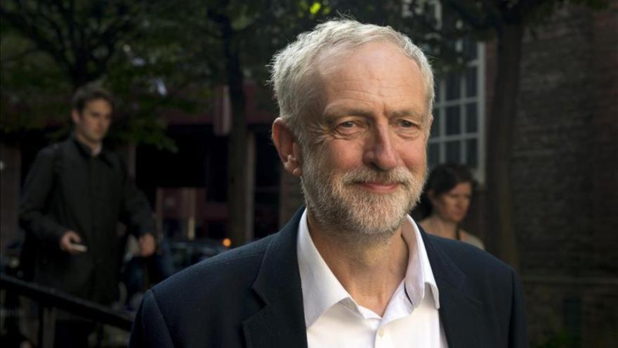 Corbyn dice que no apoyará la salida del Reino Unido de la UE