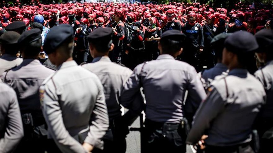 Los sindicatos amenazan con una huelga general en Indonesia contra la amnistía fiscal