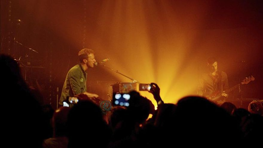 Coldplay actuará en Barcelona en mayo dentro de su gira A Head Full of Dreams