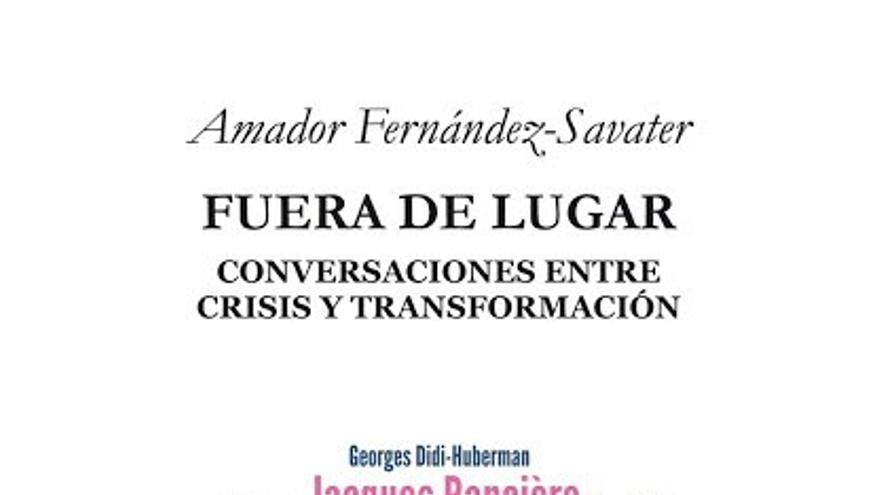 Portada de 'Fuera de Lugar' (Acuarela Libros, 2013)