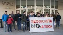 La Justicia rechaza parar la supresión del Grado de Geografía en la UCLM