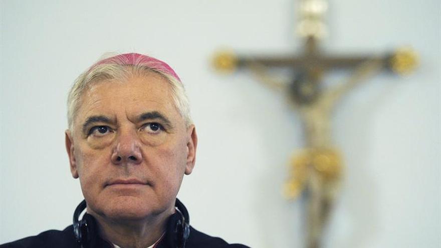 Gerhard Müller, cardenal y antes prefecto de la Congregación Doctrina de la Fe.