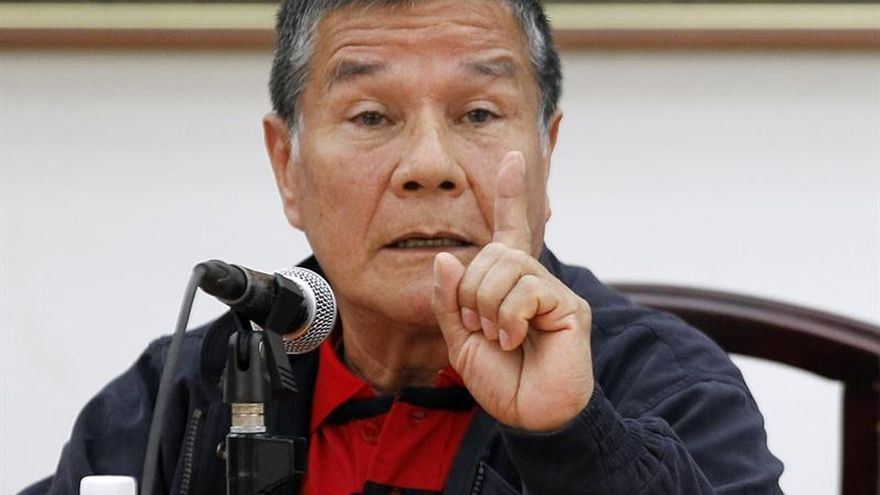 Orden judicial para detener a ocho cabecillas del ELN por reclutar 97 menores