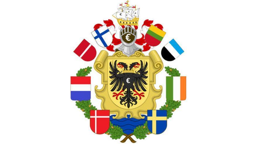 Logo de la Nueva Liga Hanseática.