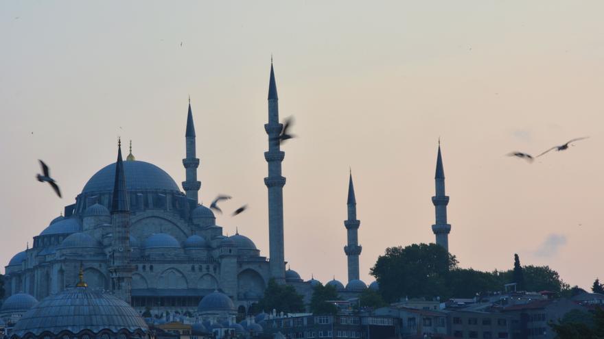 Mezquita de Suleimán en Estambul / Silvia Nanclares