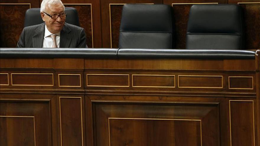 El Congreso debatirá el martes una iniciativa para reconocer el Estado palestino