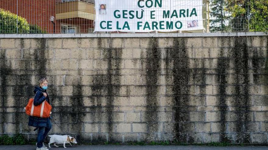 EFE/EPA/ALESSANDRO DI MEO