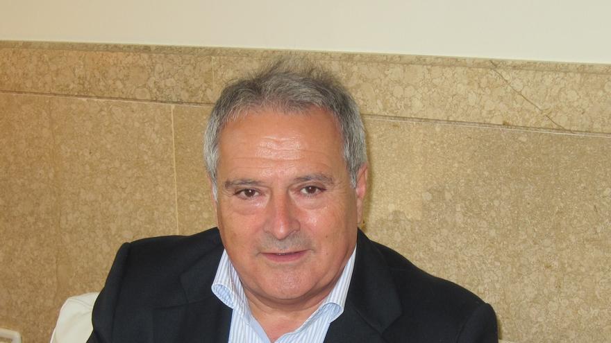 Alfonso Rus, presidente de la Diputación de Valencia y del PP provincial