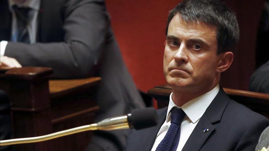 Comienza el debate sobre la moción de censura contra el Gobierno de Valls
