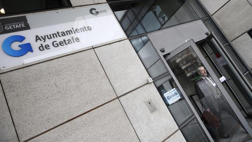 Cinco detenidos en Getafe (Madrid) por el caso de corrupción de teatro Madrid