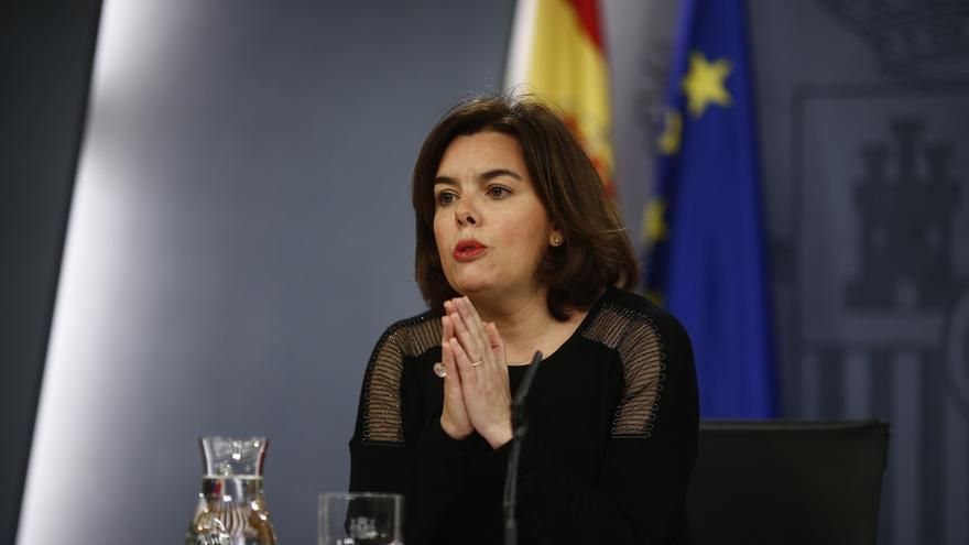 """Santamaría espera que los fichajes de Sánchez le puedan hacer ver que """"gobernar es otra cosa"""""""