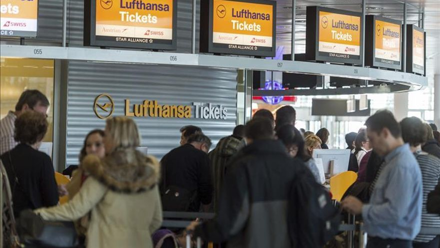 El personal de cabina de Lufthansa anuncia nuevas huelgas a partir del jueves