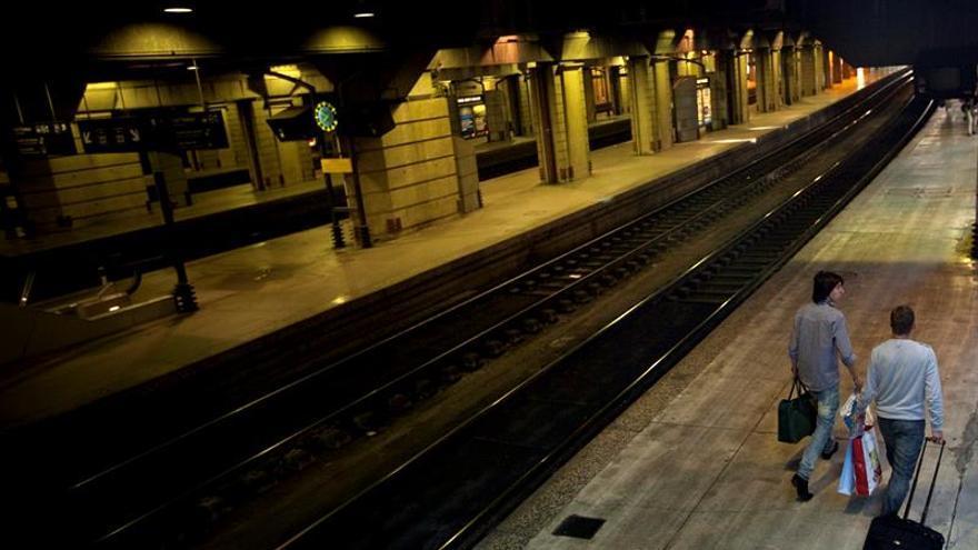 La estación de Montparnasse mantiene anulados 1 de cada cuatro trenes TGV