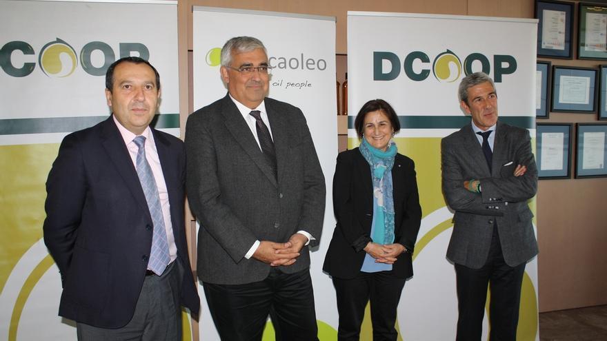 Arellano alaba el acuerdo de Dcoop para que el aceite de oliva andaluz lidere el mercado estadounidense