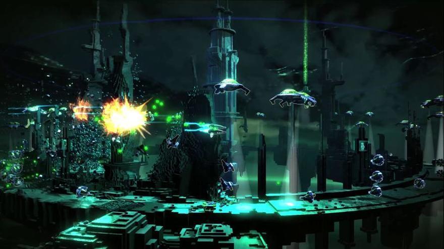 Resogun para PlayStation 4
