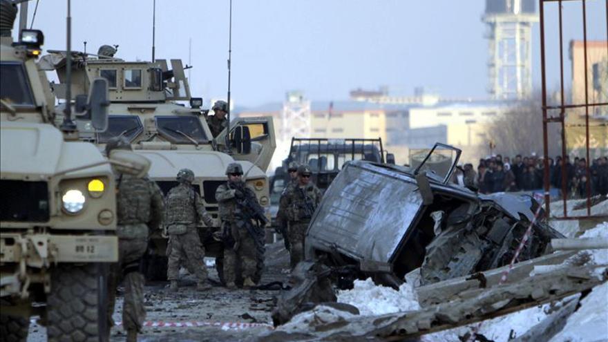 Mueren dos soldados de la OTAN en un ataque insurgente en Afganistán