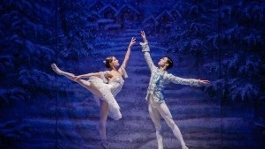 El Ballet Clásico de Moscú de Anna Ivanova trae 'El Cascanueces' al Palacio de Festivales