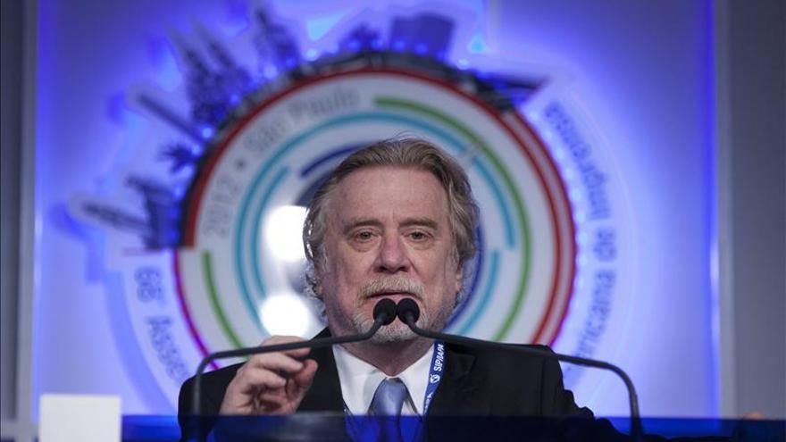 Los medios argentinos critican en Nueva York la presión del Gobierno a la prensa