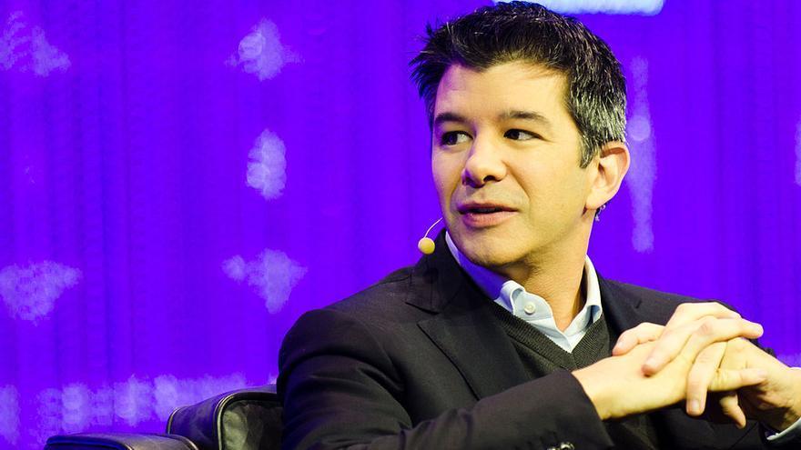 La larga lista de escándalos en Uber provocaron la dimisión del CEO, Travis Kalanick