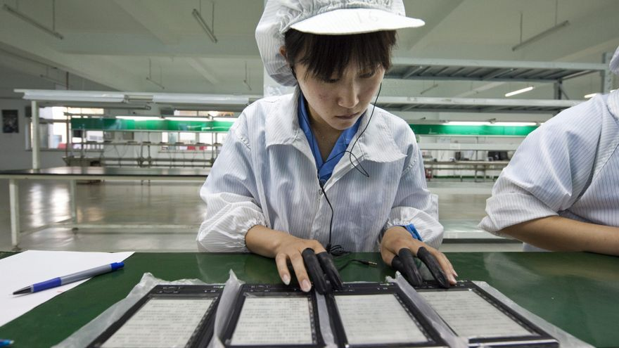 La producción industrial de China crece un 5,3 % interanual en agosto