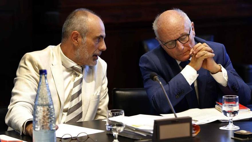 """Los letrados no avalan el acuerdo JxCat-ERC porque """"no subsana errores"""""""