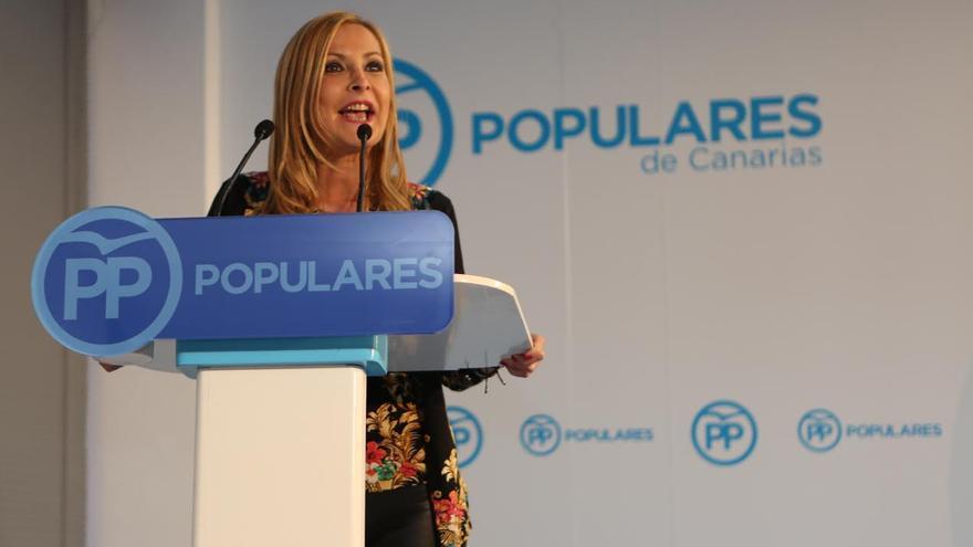 María Australia Navarro (PP).