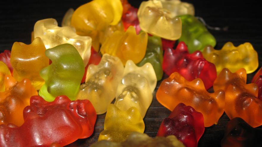 Gominolas de la empresa alemana Haribo. CC Niklas Bildhauer//Flickr