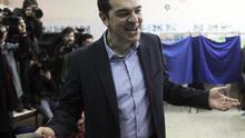 La UE espera resultados finales y que el ganador de las elecciones griegas siga las reformas