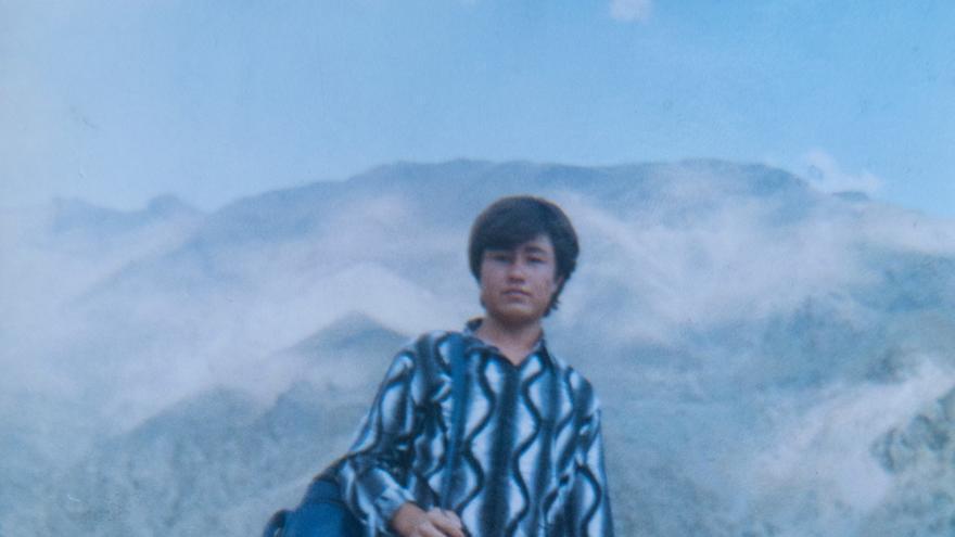 Hossein Panahi, en una fotografía cedida por la familia