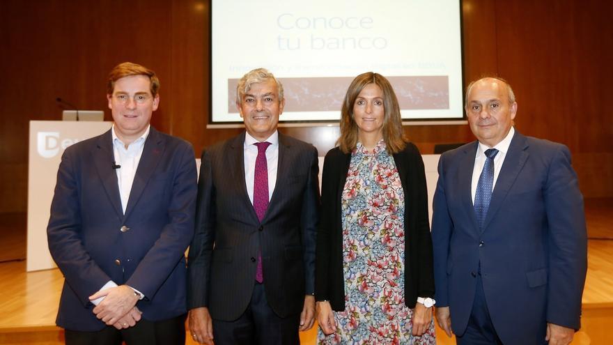 BBVA acerca la transformación digital a sus accionistas en un encuentro en Bilbao